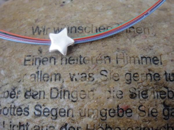 Sternchen, twinkle little Star, Schutzsternchen aus 925 Silber